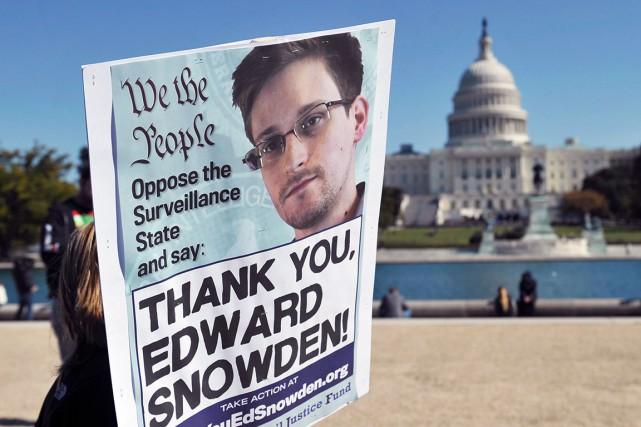 En2013 les révélations d'Edward Snowden que les métadonnées... (AFP, Mandel Ngan)