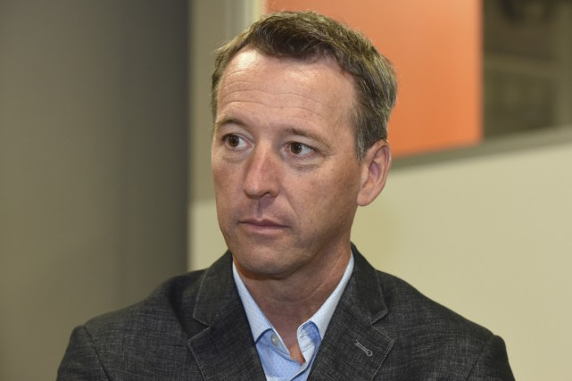 Luc Arvisais, directeur général pendant la plus grande... (François Gervais)