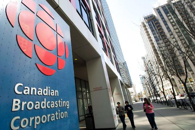 Le réseauCBC a annoncé hier qu'il suspendait temporairement... (PHOTONATHAN DENETTE, ARCHIVES LA PRESSE CANADIENNE)