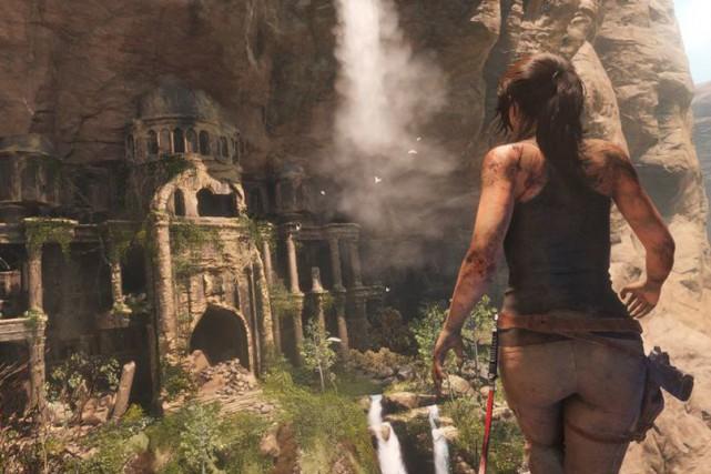 Rise of the Tomb Raiderest la suite directe... (Photo fournie par Square Enix)