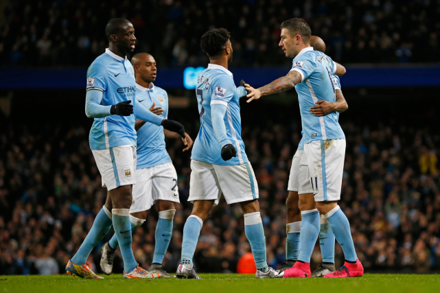 Manchester City a annoncé qu'un consortium de fonds d'investissement chinois... (Photo Phil Noble, Reuters)