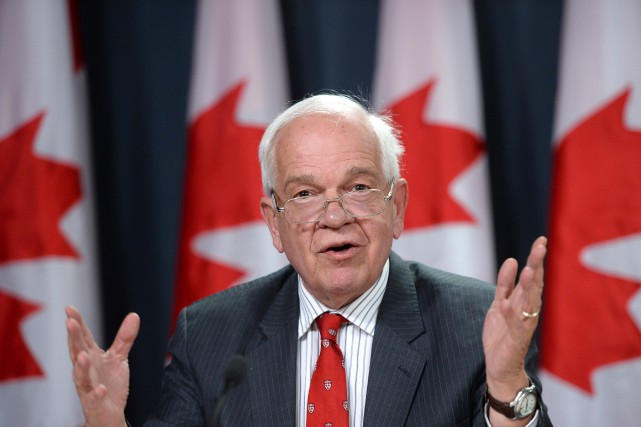 John McCallum... (PHOTO ARCHIVES LA PRESSE CANADIENNE)