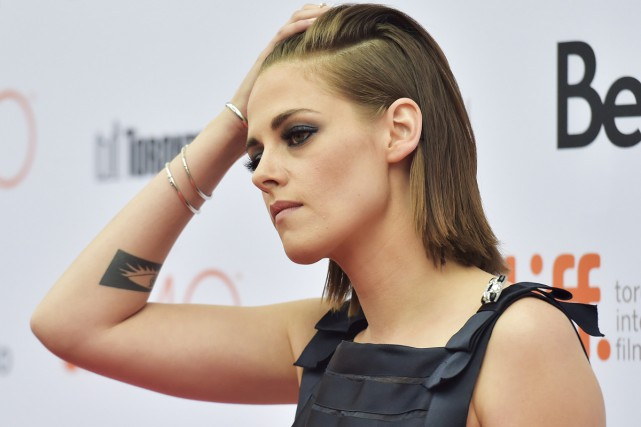 Kristen Stewart lors de sa participation au Festival... (PHOTO ARCHIVES LA PRESSE CANADIENNE)