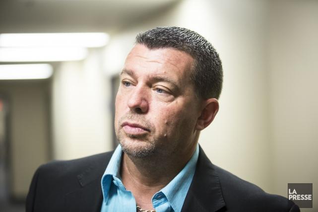 Le président du Syndicat des fonctionnaires municipaux de... (PHOTO OLIVIER PONTBRIAND, ARCHIVES LA PRESSE)