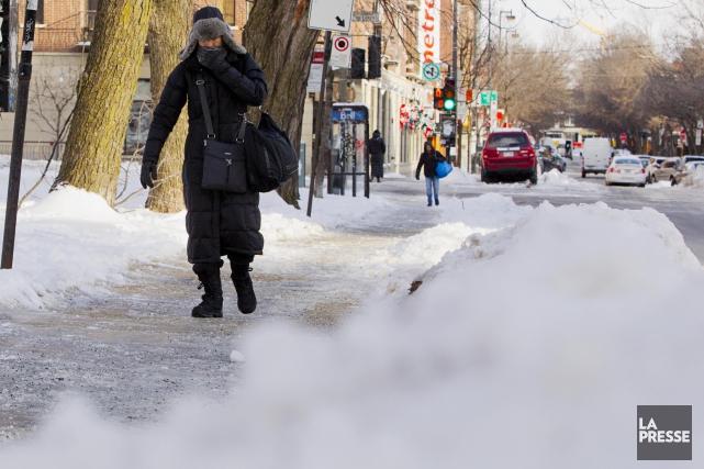 Au Québec, on prévoit que l'hiver sera plus... (PHOTO ALAIN ROBERGE, ARCHIVES LA PRESSE)
