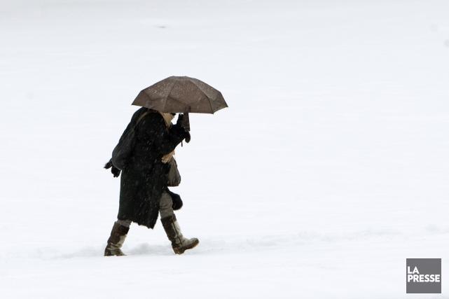 Au Québec, on prévoit que l'hiver sera plus... (Photo Robert Skinner, archives La Presse)
