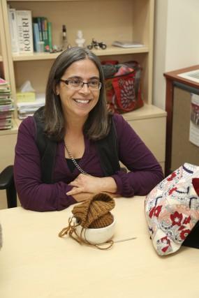 Dre Nancy Bédard, médecin en psychiatrie à l'Hôpital... (photo Julie Catudal)