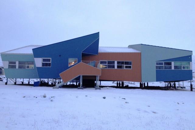 Le centre d'éducation pour adultes Qaunnaq est un... (Archives Le Quotidien)