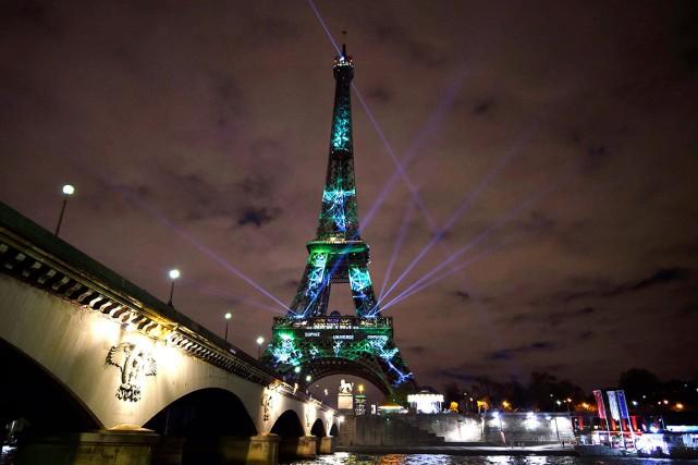 Alors que l'économie française souffre d'une perte d'activité... (AFP, Stéphane De Sakutin)