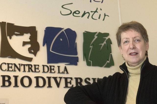 La directrice générale du Centre de la biodiversité... (Stéphane Lessard)