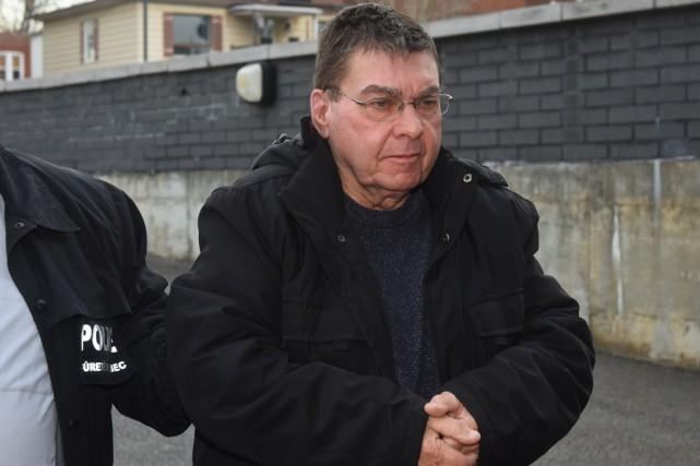 Jacques Plamondon, 69 ans, fait face à des... (François Gervais)