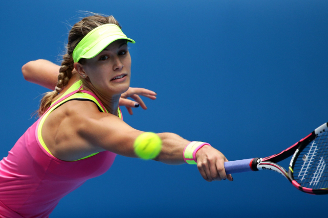 Eugenie Bouchard... (Archives, Associated Press)
