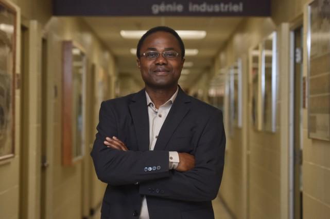 Le professeur Kodjo Agbossou, directeur de l'École d'ingénierie... (François Gervais)