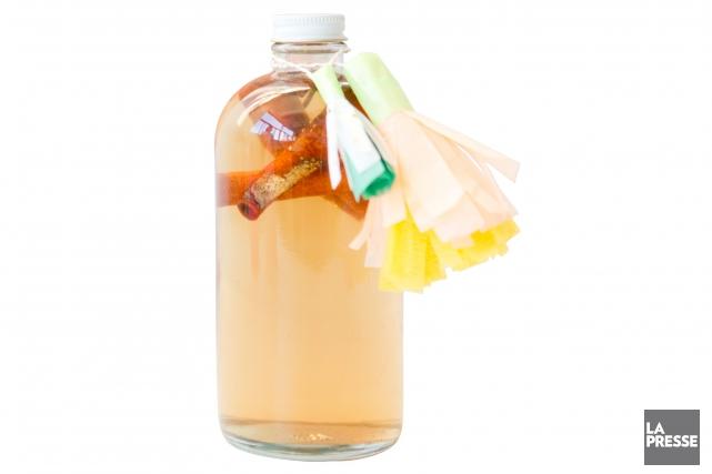 Pour les amateurs de cocktails, Geneviève Beaulieu propose d'offrir un sirop... (PHOTO MARCO CAMPANOZZI, LA PRESSE)