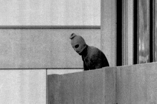 Le 5 septembre 1972, huit membres du groupe... (ARCHIVES AP)