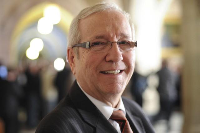 Louis Plamondon présidera la Chambre des communes.... (Sylvain Mayer)