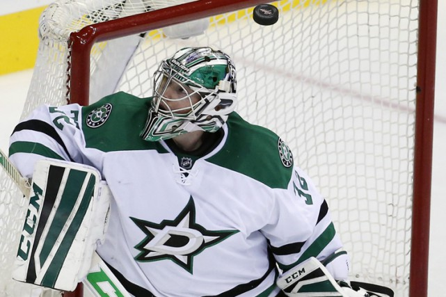 Kari Lehtonen... (PHOTO AP)