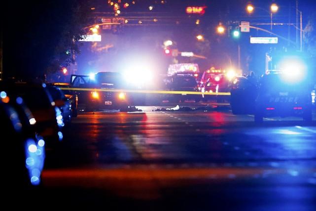 Le bilan de cette fusillade est le plus... (Photo AFP)