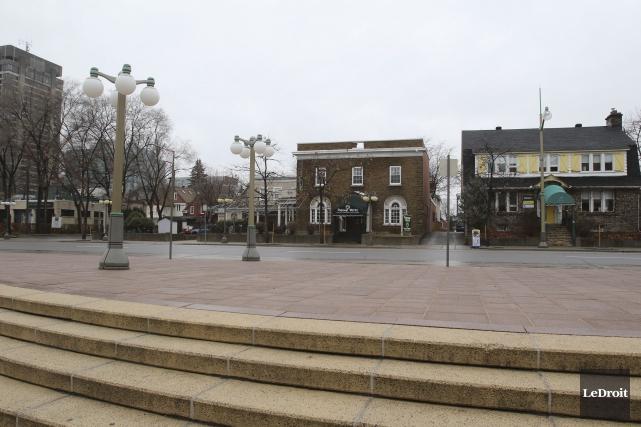 Le quartier du musée, au coeur des débats... (Patrick Woodbury, Archives LeDroit)