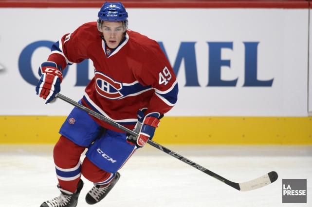 Michaël Bournivalest sans contrat en vue de la... (La Presse Canadienne)