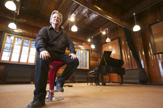 Victime de la crise de l'industrie musicale, Gaétan... (PHOTO FOURNIE PAR GAÉTAN PILON)