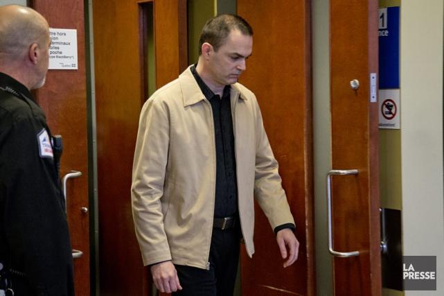 Guy Turcotte réclame la tenue d'un nouveau procès.... (Archives, La Presse)