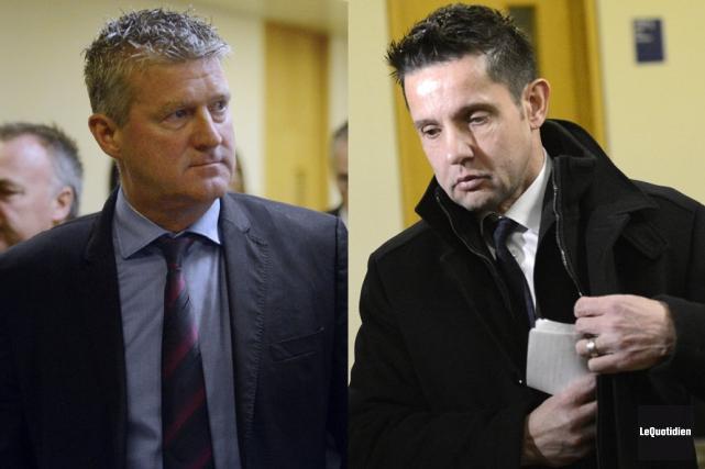 Revenu Québec demande une peine de prison ferme... ((Photo Le Quotidien, Jeannot Lévesque))