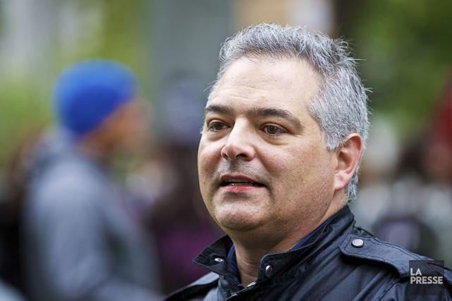 Sylvain Mallette, président de la Fédération autonome de... (PHOTO ANDRÉ PICHETTE, ARCHIVES LA PRESSE)