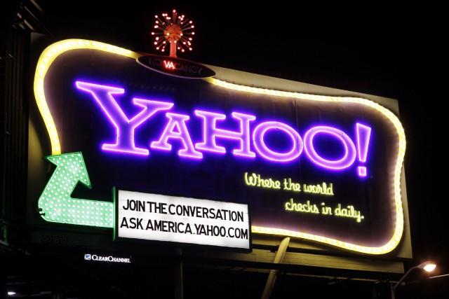 Le nouveau Yahoo! Messenger sera disponible sur les... (PHOTO PAUL SAKUMA, ARCHIVES ASSOCIATED PRESS)
