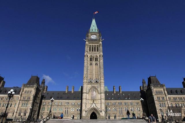 Geoff Regana été élu président de la Chambre... (PHOTO ARCHIVES LA PRESSE CANADIENNE)