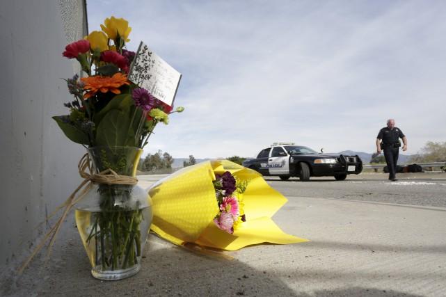 Quatorze personnes ont été tuées et 21 autres... (PHOTO JONATHAN ALCORN, REUTERS)