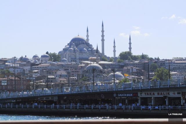 Mon inquiétude va au peuple turc, plus précisément... (Photothèque La Tribune, Jonathan Custeau)