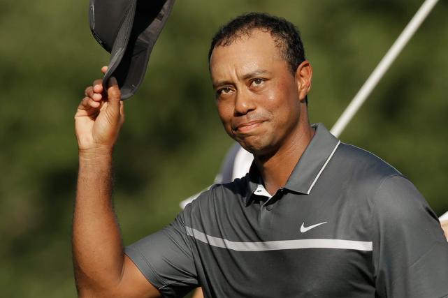Tiger Woodsa déclaré qu'il avait confié à ses... (Chuck Burton, Archives AP)