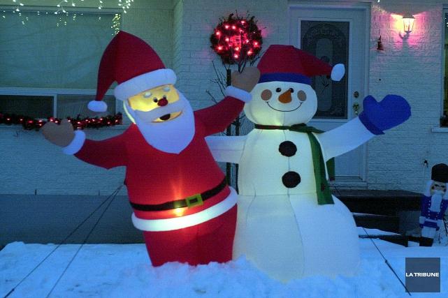 Chers citoyens,Saviez-vous que la fête qui pollue le plus est celle de Noël? Je... (Archives, La Tribune)