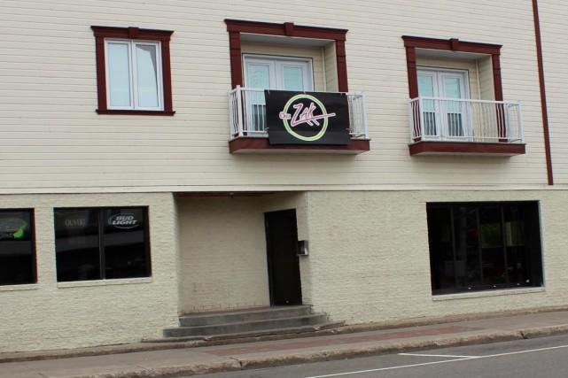 Le bar chez Zak fermera ses portes à... (Audrey Tremblay)