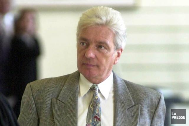 Yvan Demers en 2000... (Archives La Presse)