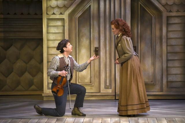 La grande première de Anne & Gilbert -... (Courtoisie)
