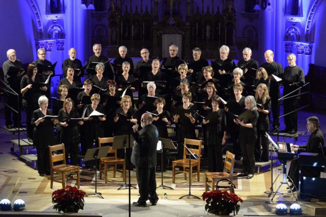 Le Choeur Pro-Musica présentera son concert de Noël... (Sylvain Mayer)