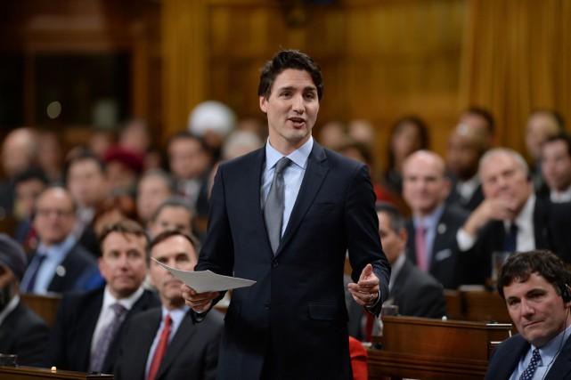 M. Trudeau pourrait manquer de temps pour concrétiser... (Photo AFP)