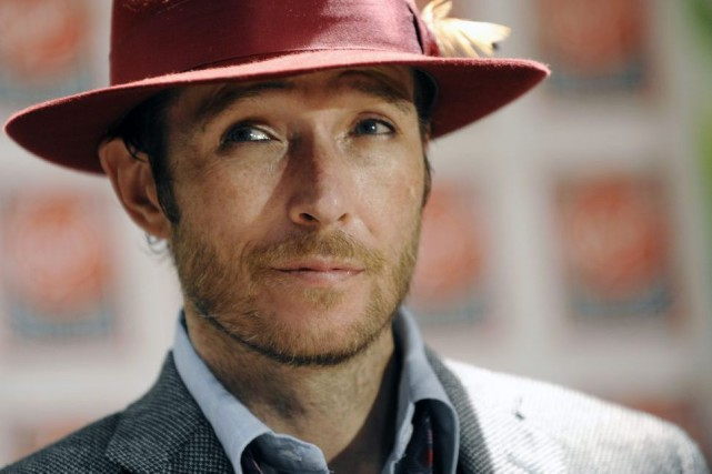 Scott Weiland, en 2008.... (PHOTO ARCHIVES AP)