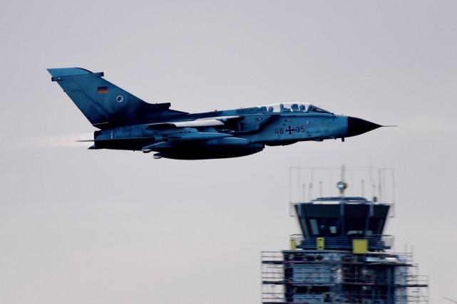 Berlin a prévu notamment de participer avec six... (PHOTO AFP/DPA)
