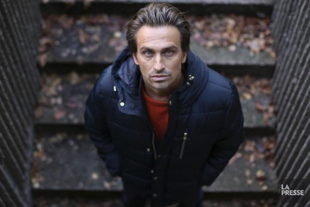 2015, année pessimiste? Dans Au pays du p'tit, l'écrivain français... (PHOTO MARTIN CHAMBERLAND, LA PRESSE)
