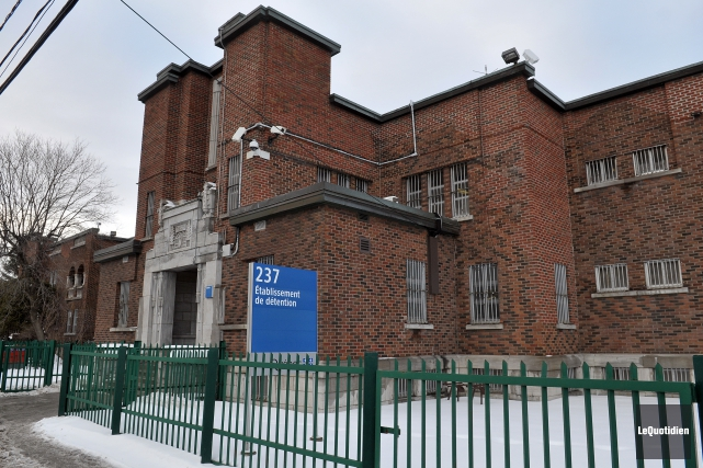 La prison de Chicoutimi ferme à peine ses... (PHOTO ARCHIVES LE QUOTIDIEN)