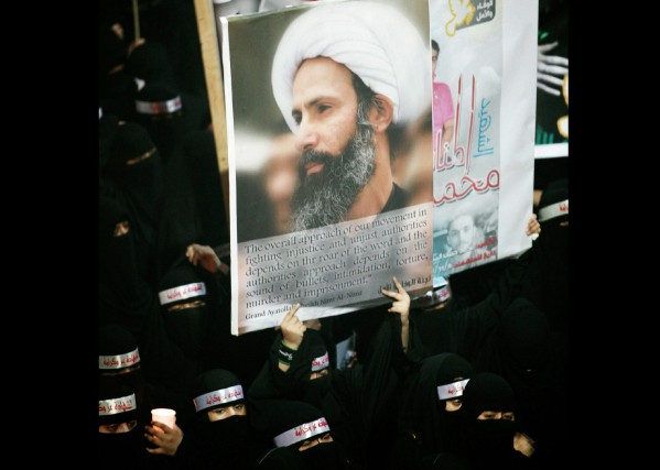 Cheikh Nimr al-Nimr, virulent critique de la dynastie... (PHOTO ARCHIVES AP)