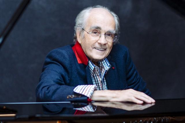 Le compositeur français, récipiendaire de trois Oscars et...