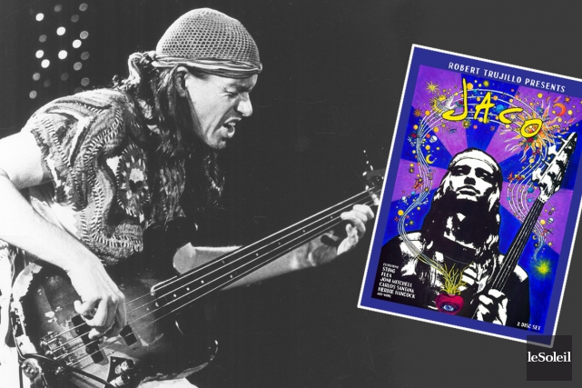 Jaco Pastorius au Festival international de jazz de... (Archives Le Soleil)