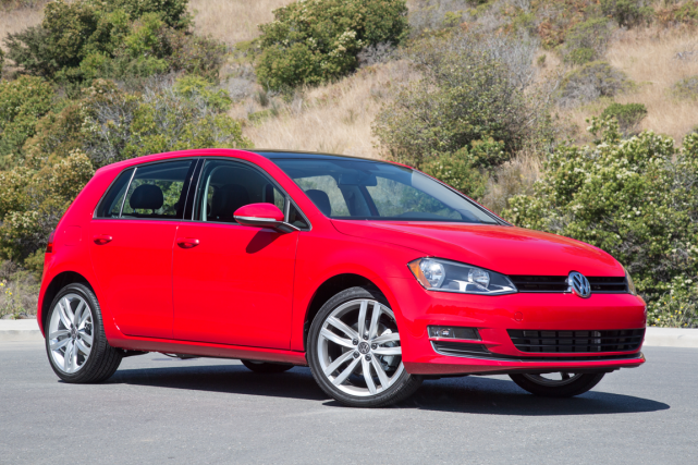 La Volkswagen Golf 2016... (Photo fournie par Volkswagen)