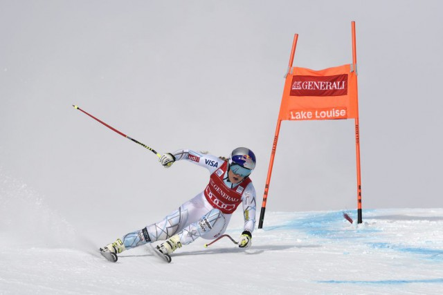 Lindsey Vonn... (PHOTO ERIC BOLTE, USA TODAY)