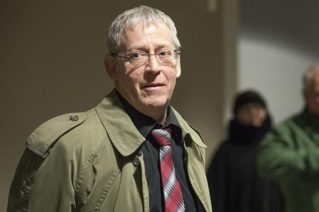 Luc Malouin, coroner.... (Stéphane Lessard)