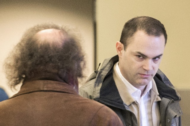 Guy Turcotte a été accusé du meurtre prémédité... (Photo La Presse Canadienne)